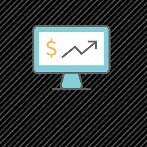 analysis, analytics, business, monitoring, proactive, report, statistics icon