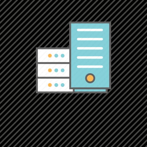 base, big, bigdata, chart, database, information, net icon