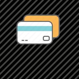 banking, credit, ecommerce, id card, identity, identity card, money icon