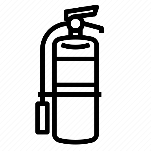 Equipment, extinguisher, fire, firefighting, fireman icon - Download on Iconfinder