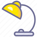 light, office, work icon