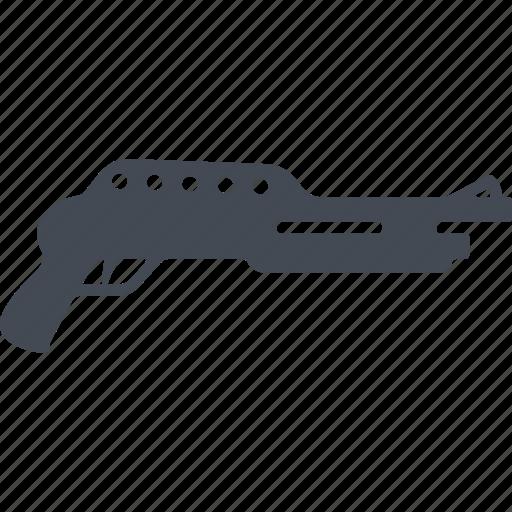 fire weapon, gun, pistol, weapon icon