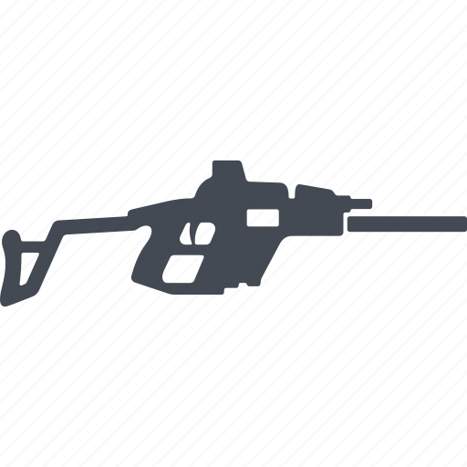 fire weapon, military, pistol, weapon icon