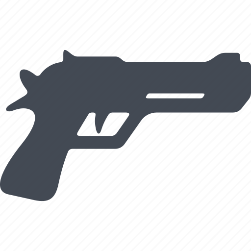 fire weapon, gun, shooting, weapon icon