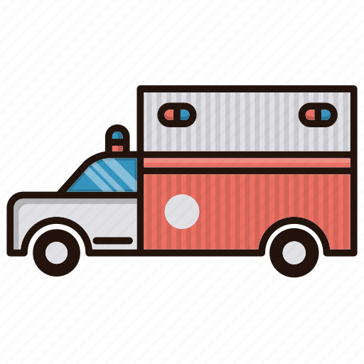 Ambulance, equipment, transprtation, truck icon - Download on Iconfinder