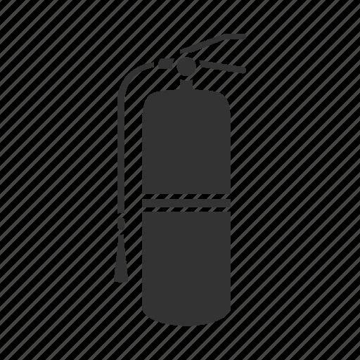 equipment, extinguish, extinguisher, fire, firefighting, fireman, tool icon