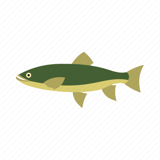 animal, ocean, sea, smelt, tropical, underwater, water icon