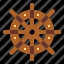 boat, sailing, ship, transportation icon