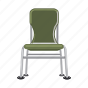 accessory, attribute, chair, equipment. fishing, tackle icon