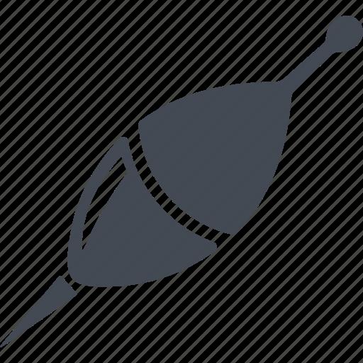 fishing, fishing gear, fishing tackle, float icon