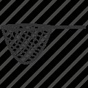 fish, fishing, net