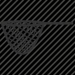 fish, fishing, net icon