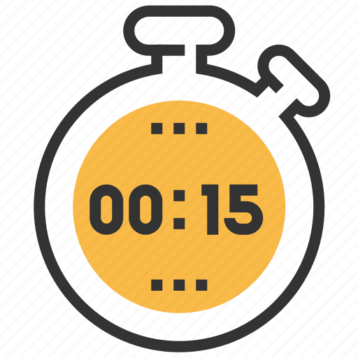alarm, clock, stopwatch, timer, watch icon