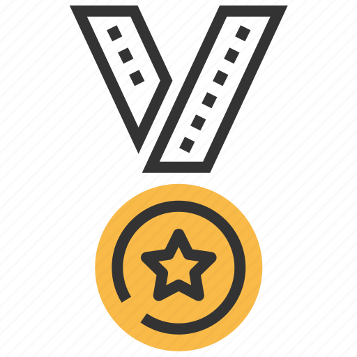 award, badge, prize, trophy, winner icon