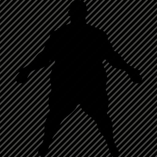 body, fat, figure, fitness, man, sport icon