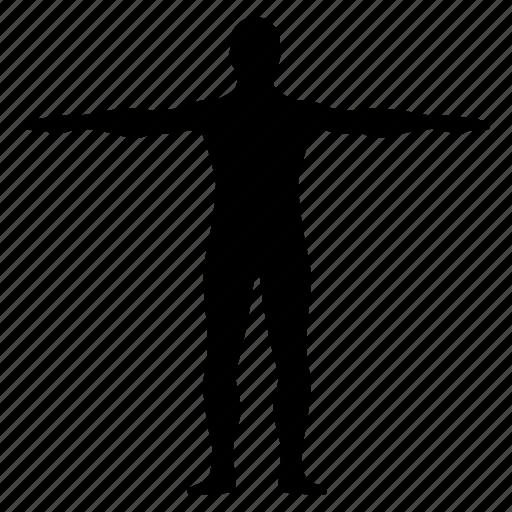 athletics, body, figure, gym, man, sport icon