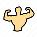contest, fitness, gym, muscle, sport icon