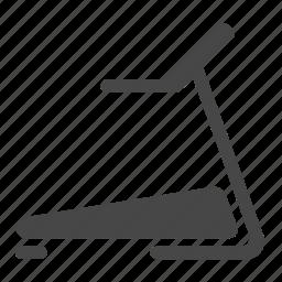 bodybuilding, cardio, exercise, fitness, gym, training equipment, treadmill icon
