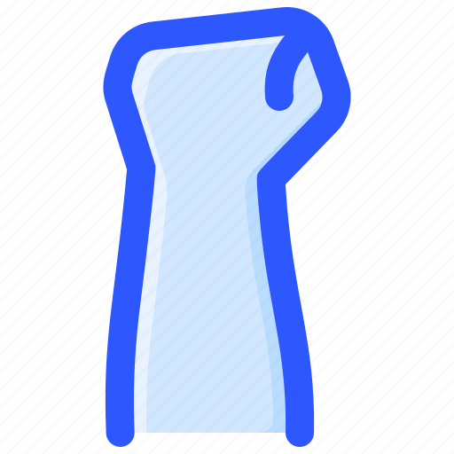 fitness, forearm, hand, muscle icon