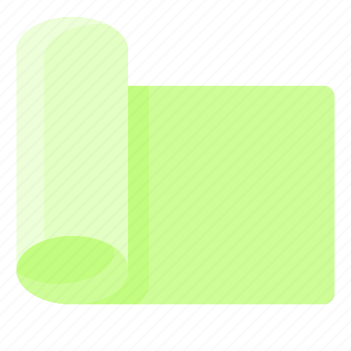 Exercise, fitness, gym, mat, yoga icon - Download on Iconfinder