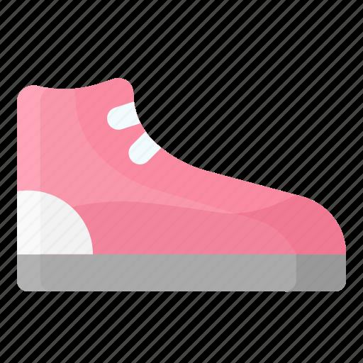 fitness, footwear, jogging, sneaker, sport icon