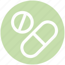 bodybuilding, capsule, drug, fitness, health, pill, pills icon