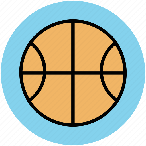 ball, baseball, basketball, basketball game, game, sports, sports ball icon