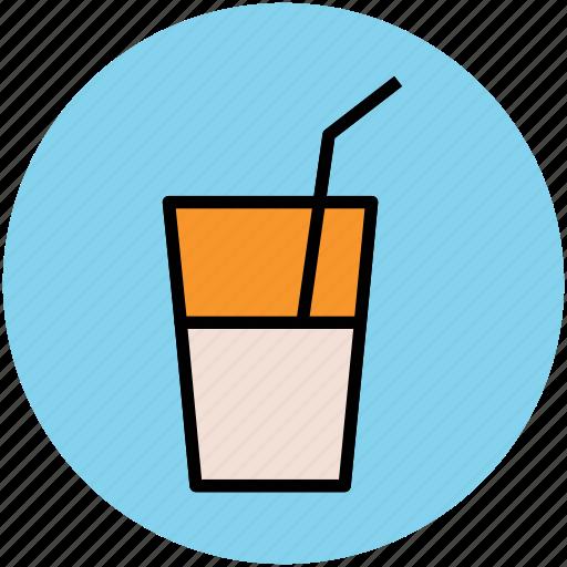 beverage, cold drink, drink, glass, juice, lemonade, soft drink icon
