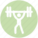 cross fit, dumbbell, exercise, fitness, gym, muscle, weight