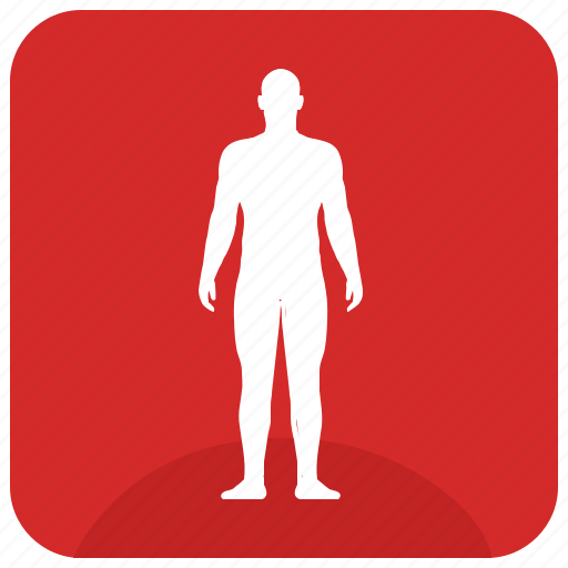 body, boy, fit, fitness, man, slim, sportsman icon