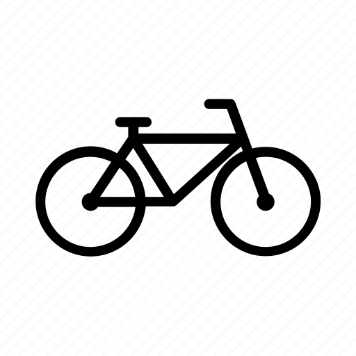 bicycle, pedal, sport icon