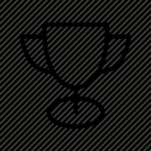 champion, sport, trophy icon