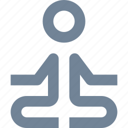 fitness, gym, gymnastics, human, man, people, person, pilates, sport, user, users, yoga icon