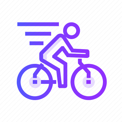 bicycle, bike, cycle, cycling, sport icon