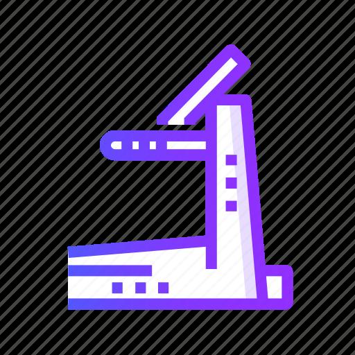 Machine, treadmill, equipment, technology icon - Download on Iconfinder