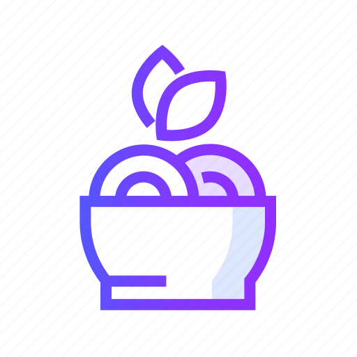 food, fruit, health, healthy, vegetable icon