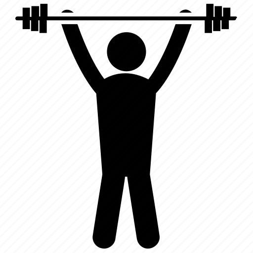 bodybuilding, callisthenics, callisthenics weightlifting, heavy-lifting, olympics game, weightlifting icon