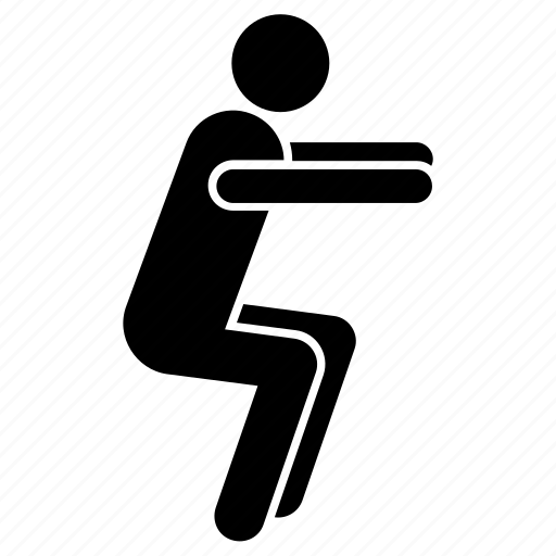 bending, body fitness, exercising, health club, stretching body icon