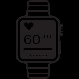 applewatch, heart, iwatch, monitoring, run, running, watch icon