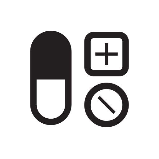 capsules, disease, fitness, medical, medicine, pills icon