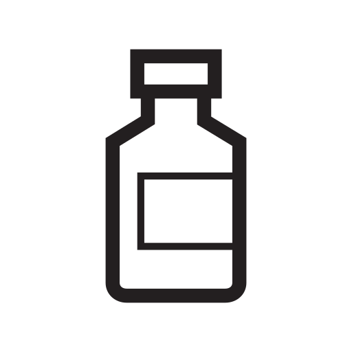 body, bottle, fitness, medicine, pills icon