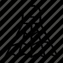 badminton, game, shuttlecock, sport icon