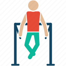 bodybuilder, bodybuilding, exercise, fitness, gym, gymnastic, weightlifter icon