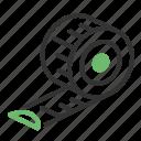 tape, measure icon