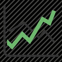 progress, statistics icon