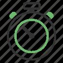 stopwatch, timer