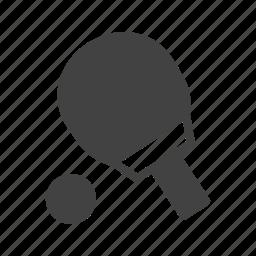 activity, ball, match, player, racket, sport, tennis icon