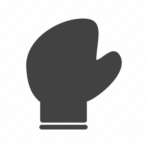 boxer, boxing, glove, gloves, hand, leather, protective icon