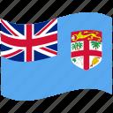 country, fiji, flag, national, world