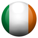gg, ie, ireland icon